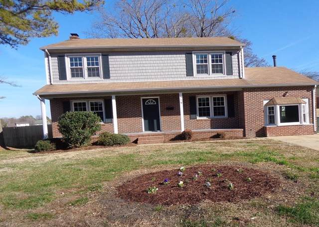 319 Fort Worth St, Hampton, VA 23669 (#10296813) :: Berkshire Hathaway HomeServices Towne Realty