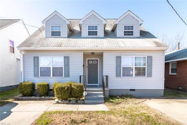 3 Calhoun St, Hampton, VA 23669 (#10296865) :: RE/MAX Central Realty