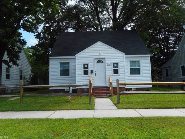 720 Fairland Ave, Hampton, VA 23661 (MLS #10296875) :: Chantel Ray Real Estate