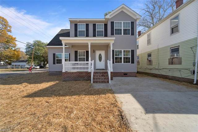 2704 Roanoke Ave, Portsmouth, VA 23704 (MLS #10296900) :: Chantel Ray Real Estate