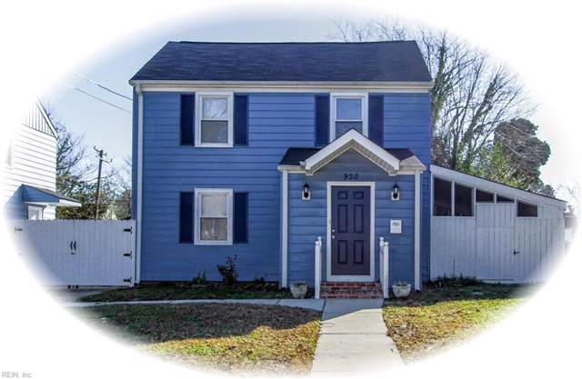 920 15th St, Newport News, VA 23607 (#10296927) :: Upscale Avenues Realty Group