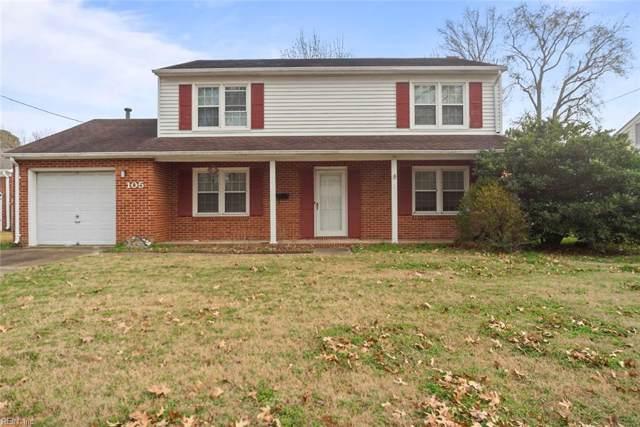 105 Hidalgo Dr, Hampton, VA 23669 (MLS #10296978) :: Chantel Ray Real Estate
