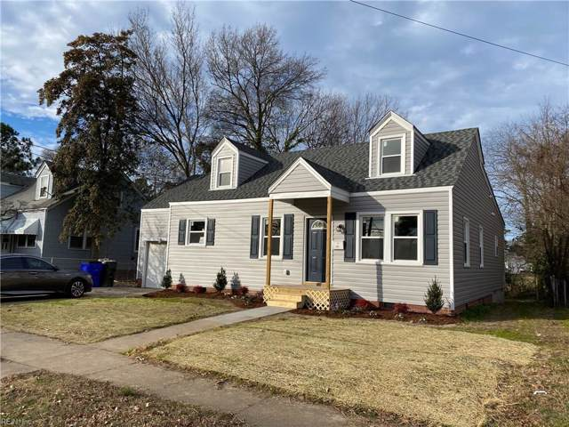 940 Norview Ave, Norfolk, VA 23513 (#10296986) :: RE/MAX Central Realty