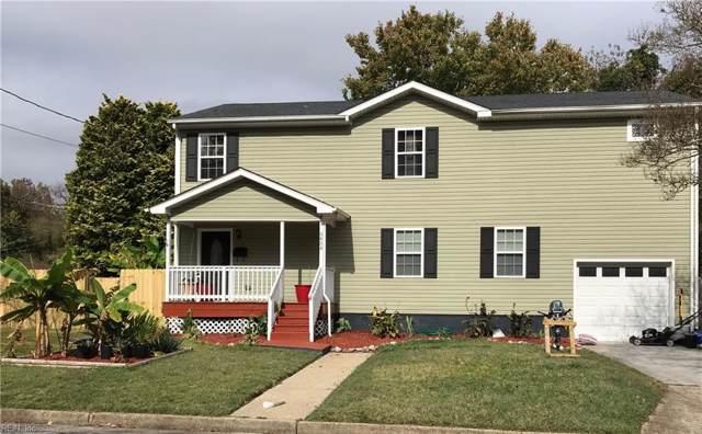 6434 Horton Cir, Norfolk, VA 23513 (MLS #10296995) :: Chantel Ray Real Estate