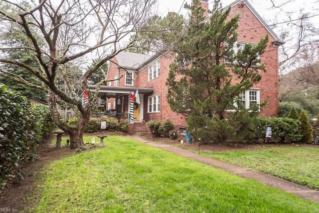 1445 Armistead Bridge Rd A, Norfolk, VA 23507 (MLS #10297017) :: Chantel Ray Real Estate