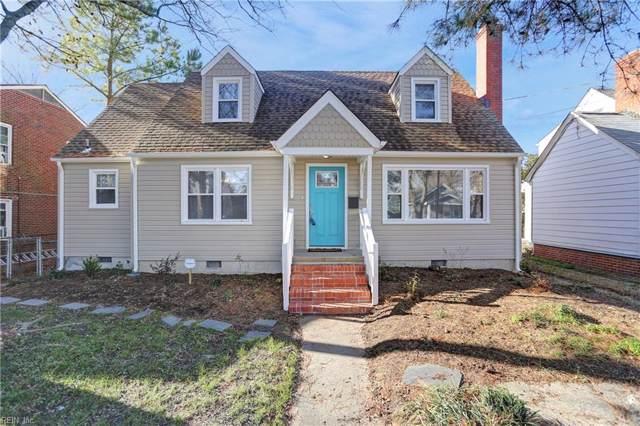 116 E Cummings Ave, Hampton, VA 23663 (MLS #10297043) :: Chantel Ray Real Estate