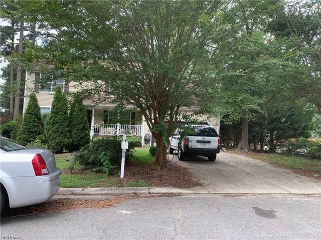 821 Pepperwood Dr, Chesapeake, VA 23320 (MLS #10297110) :: Chantel Ray Real Estate