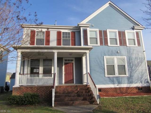 817 Elm Ave, Portsmouth, VA 23704 (MLS #10297174) :: Chantel Ray Real Estate