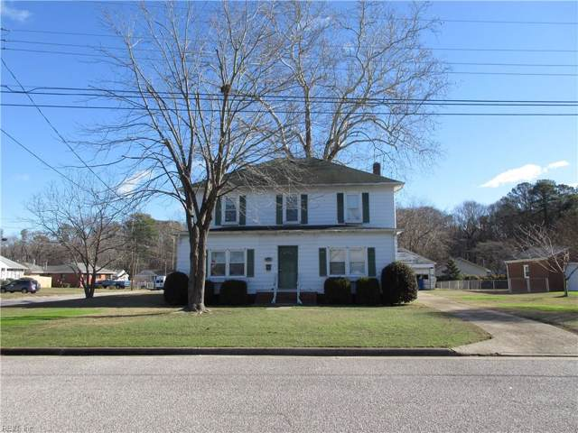 498 Romayne Dr, Newport News, VA 23601 (#10297186) :: RE/MAX Central Realty