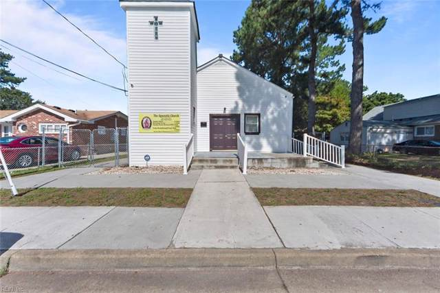 2604 Ash St, Portsmouth, VA 23707 (#10297232) :: Berkshire Hathaway HomeServices Towne Realty