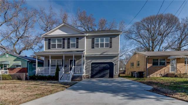 738 Ridgeway Ave, Hampton, VA 23661 (MLS #10297312) :: Chantel Ray Real Estate