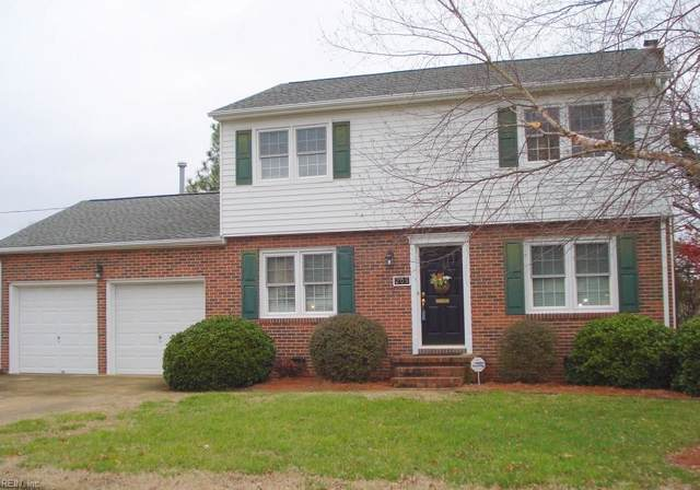 209 Fort Worth St, Hampton, VA 23669 (#10297346) :: Berkshire Hathaway HomeServices Towne Realty