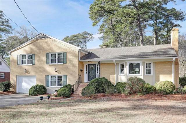 119 Parkway Dr, Newport News, VA 23606 (MLS #10297374) :: Chantel Ray Real Estate