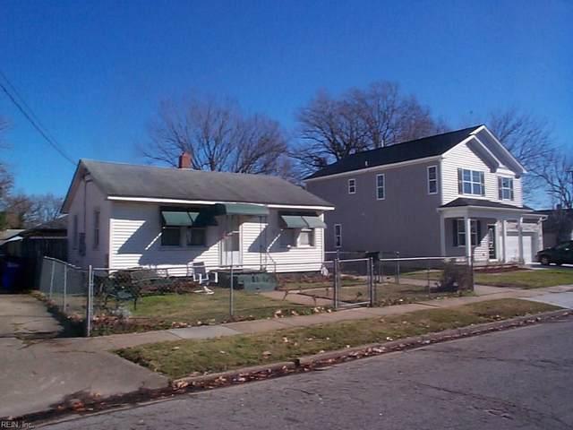 1520 Rush St, Norfolk, VA 23502 (#10297450) :: Rocket Real Estate
