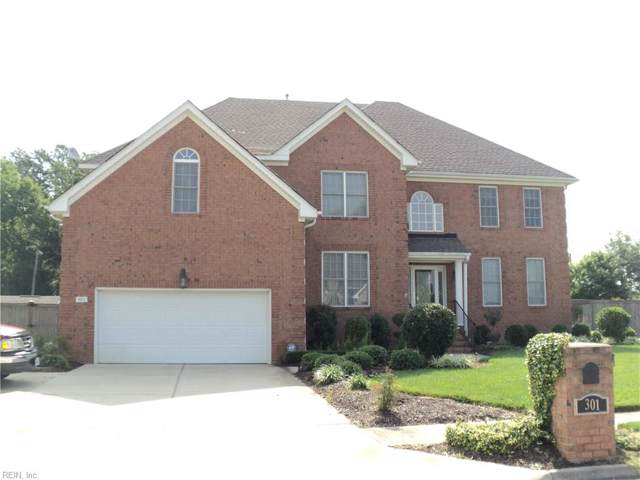 301 Clydes Way, Chesapeake, VA 23320 (#10297514) :: Kristie Weaver, REALTOR