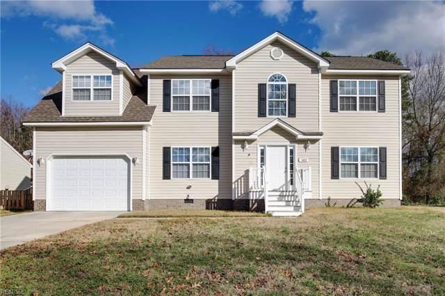 102 Dan Leigh Ct, Hampton, VA 23666 (#10297532) :: Upscale Avenues Realty Group