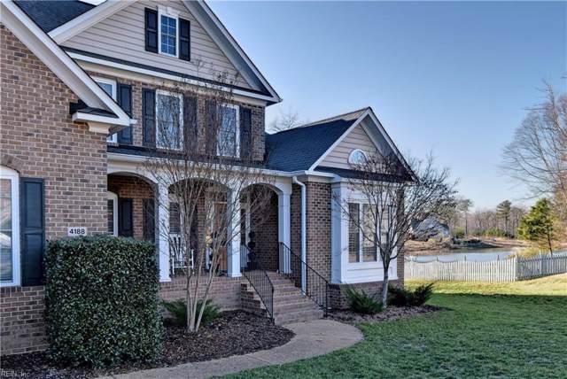 4188 Haymarket Ln, James City County, VA 23188 (MLS #10297541) :: Chantel Ray Real Estate