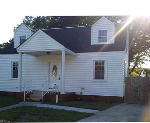 6215 Sunshine Ave, Norfolk, VA 23509 (MLS #10297565) :: Chantel Ray Real Estate