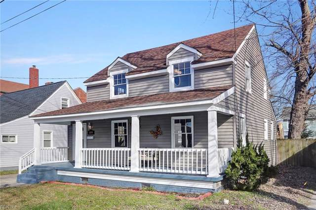109 E Cummings Ave, Hampton, VA 23663 (#10297601) :: RE/MAX Central Realty