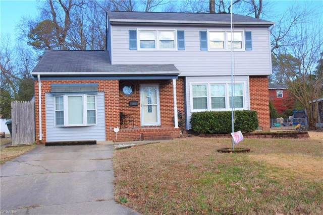 116 Fischer Dr, Newport News, VA 23602 (MLS #10297638) :: AtCoastal Realty