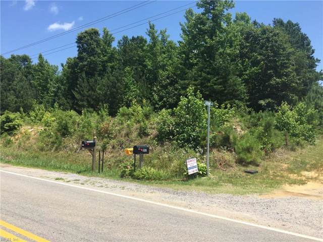Lot 14 Newville Rd, Sussex County, VA 23884 (#10297652) :: Berkshire Hathaway HomeServices Towne Realty