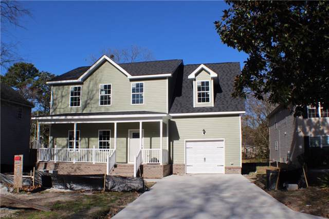 434 Cedar Dr, Hampton, VA 23669 (MLS #10297670) :: Chantel Ray Real Estate
