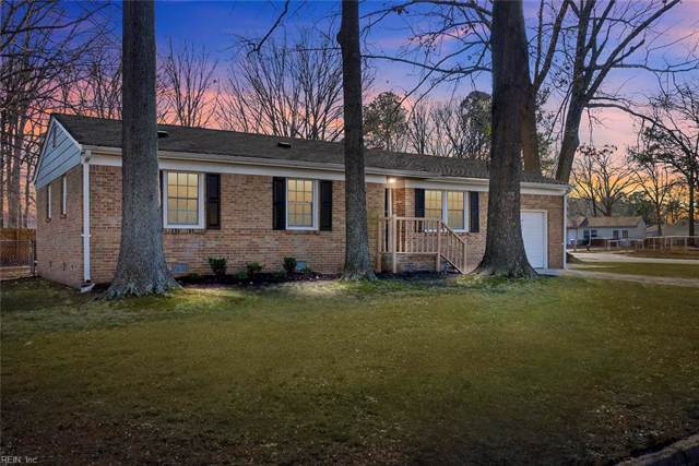 3905 Two Oaks Rd, Portsmouth, VA 23703 (MLS #10297672) :: Chantel Ray Real Estate