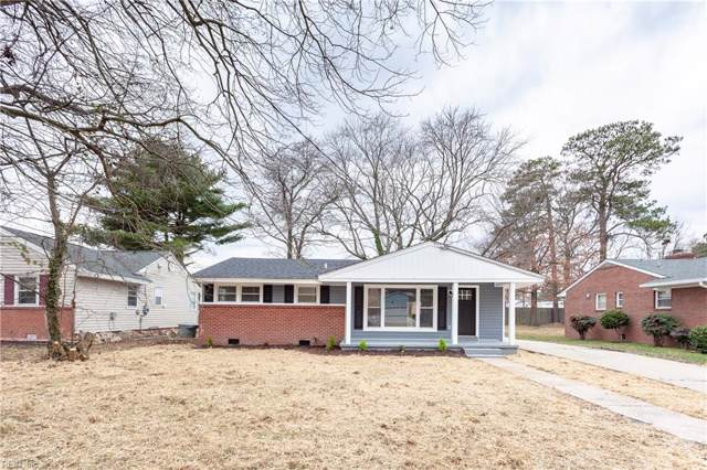 15 Gayle St, Hampton, VA 23669 (MLS #10297709) :: Chantel Ray Real Estate