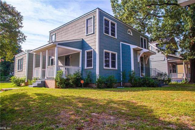 4008 Colonial Ave, Norfolk, VA 23508 (#10297732) :: RE/MAX Central Realty