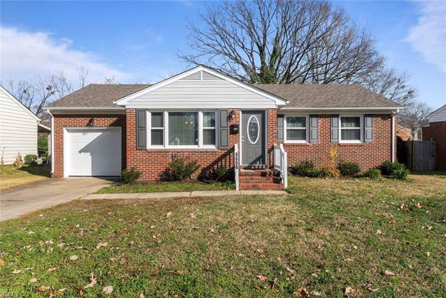 9608 Carver Dr, Newport News, VA 23605 (#10297737) :: Berkshire Hathaway HomeServices Towne Realty