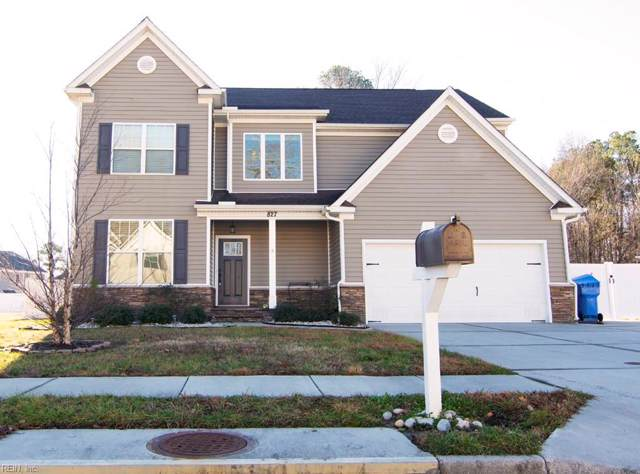 827 Evelyn Way, Chesapeake, VA 23322 (#10297765) :: Rocket Real Estate