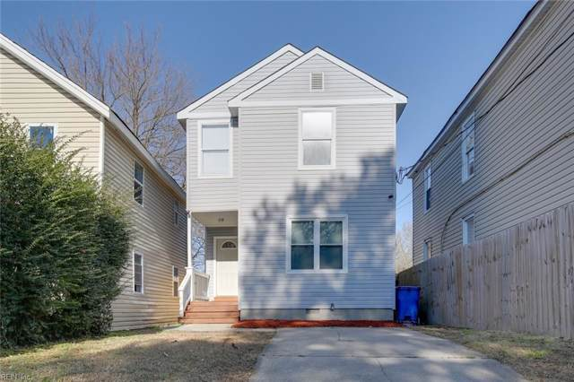 1043 32nd St, Newport News, VA 23607 (#10297772) :: Kristie Weaver, REALTOR