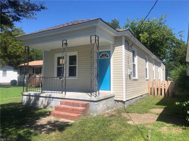 1212 Highland Ave, Portsmouth, VA 23704 (#10297782) :: Upscale Avenues Realty Group