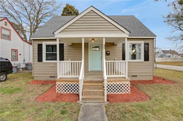 35 Henry St, Hampton, VA 23669 (#10297803) :: RE/MAX Central Realty