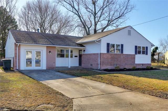 236 Breckinridge Ct, Hampton, VA 23666 (MLS #10297806) :: Chantel Ray Real Estate