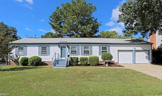 227 Saddler Dr, Newport News, VA 23608 (#10297817) :: Rocket Real Estate