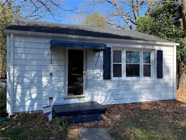 57 Pollux Cir W, Portsmouth, VA 23701 (MLS #10297831) :: Chantel Ray Real Estate