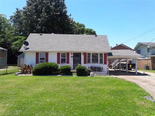 2408 Peach St, Portsmouth, VA 23704 (MLS #10297837) :: Chantel Ray Real Estate