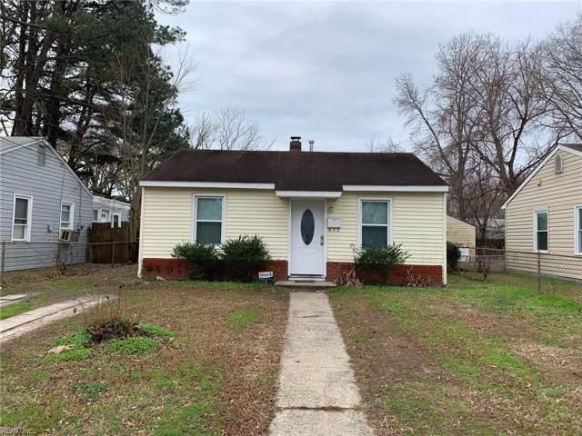513 Ford Rd, Hampton, VA 23663 (#10297843) :: Rocket Real Estate