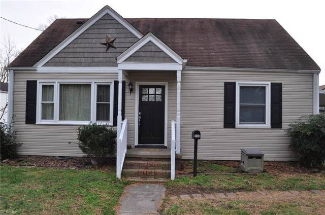 103 Green Meadow Dr, Portsmouth, VA 23701 (MLS #10297866) :: Chantel Ray Real Estate