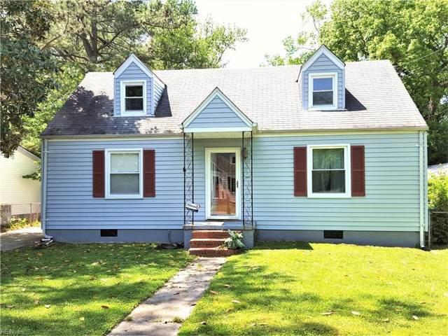 1008 Martin Avenue Ave, Portsmouth, VA 23701 (MLS #10297927) :: Chantel Ray Real Estate