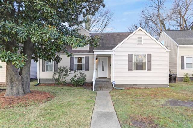 244 Sandpiper Rd, Portsmouth, VA 23704 (MLS #10298031) :: Chantel Ray Real Estate