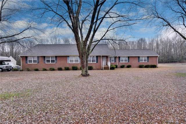 5541 Farmers Dr, New Kent County, VA 23011 (MLS #10298039) :: Chantel Ray Real Estate
