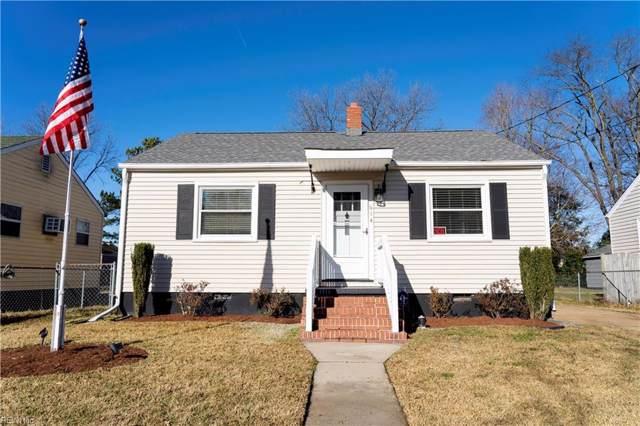 614 Kenosha Ave, Norfolk, VA 23509 (MLS #10298097) :: Chantel Ray Real Estate