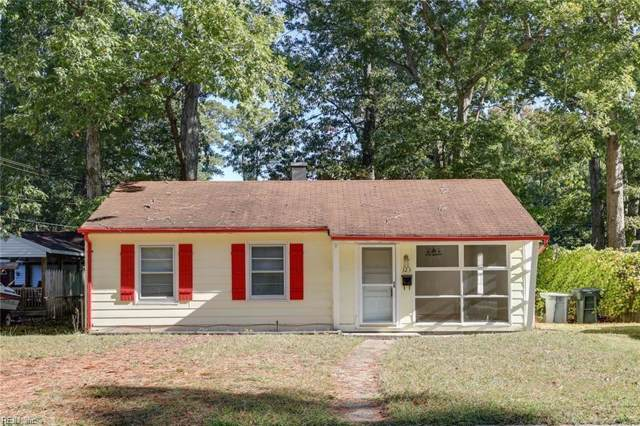 323 Shawen Dr, Hampton, VA 23669 (MLS #10298145) :: Chantel Ray Real Estate