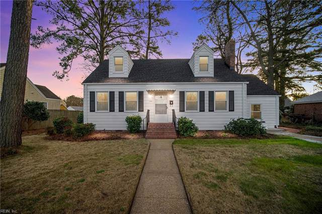 105 Dumont Ave, Norfolk, VA 23505 (#10298199) :: Atkinson Realty
