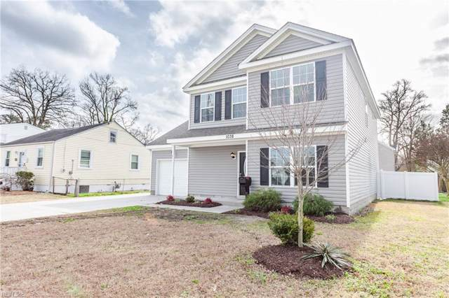 1038 Paxson Ave, Chesapeake, VA 23324 (MLS #10298241) :: Chantel Ray Real Estate