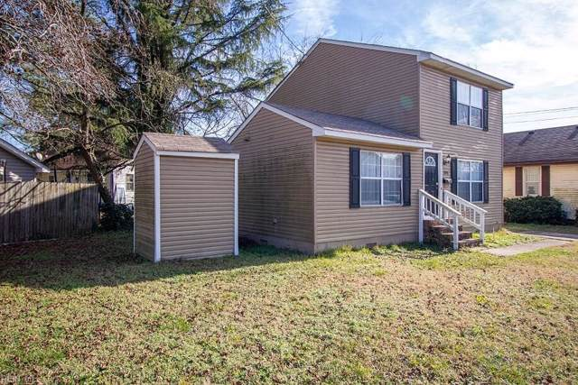8956 Hammett Ave, Norfolk, VA 23503 (MLS #10298266) :: Chantel Ray Real Estate