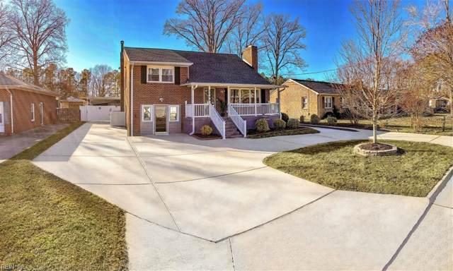 1169 Tyler Ave, Newport News, VA 23601 (MLS #10298279) :: Chantel Ray Real Estate