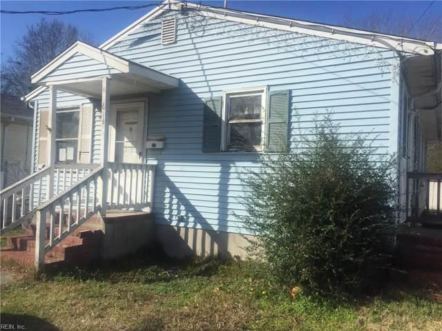 615 North St, Hampton, VA 23663 (MLS #10298312) :: Chantel Ray Real Estate